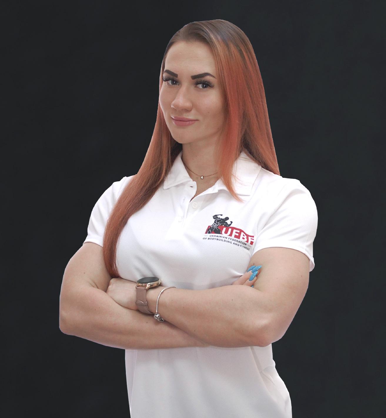 Yuliia Manuilovych