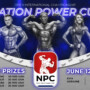 "International Open Championship ""Nation Power Cup"""